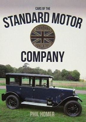 Picture of CARS OF THE STANDARD MOTOR COMPANY