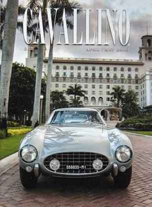 Picture of CAVALLINO THE JOURNAL OF FERRARI HISTORY N° 212 APRIL/MAY 2016