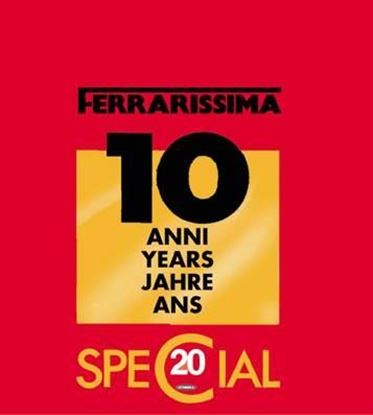 Picture of FERRARISSIMA N. 20 OLD SERIES – Speciale 10 ANNI / YEARS / ANNEES - COPIA FIRMATA DA JOHN SURTEES / SIGNED COPY BY JOHN SURTEES