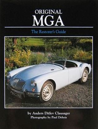 Immagine di ORIGINAL MGA The Restorer's Guide. Ristampa 2016