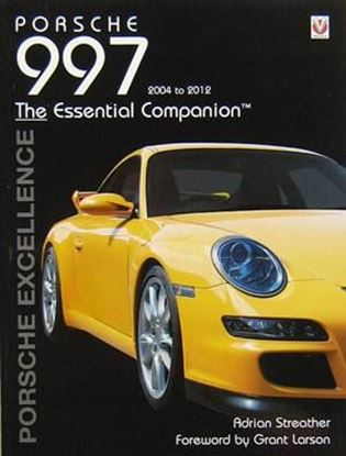 Picture of PORSCHE 997 2004 TO 2012: THE ESSENTIAL COMPANION