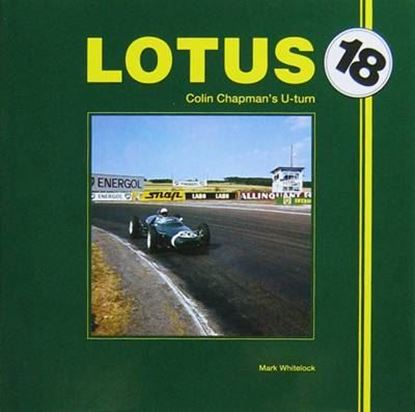 Picture of LOTUS 18 COLIN CHAPMAN'S U-TURN