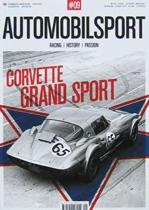 Immagine di AUTOMOBILSPORT N. 9 SPECIAL CORVETTE GRAND SPORT