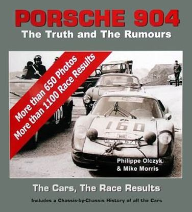 Immagine di PORSCHE 904 THE TRUTH AND THE RUMOURS