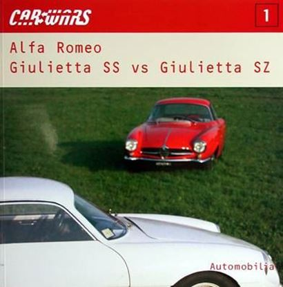 Picture of ALFA ROMEO GIULIETTA SS vs GIULIETTA SZ CAR WARS N. 1