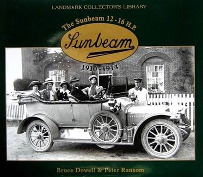 Picture of THE SUNBEAM: 12 – 16 H.P. 1910-1914