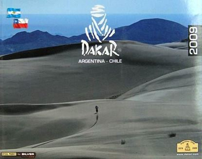Picture of DAKAR ARGENTINA – CHILE 2009 ED. INGLESE/ENGLISH ED.