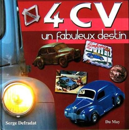 Picture of 4 CV UN FABULEUX DESTIN