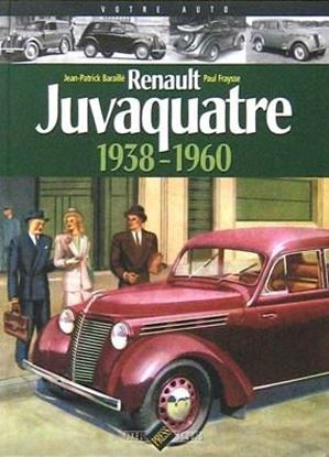 Picture of RENAULT JUVAQUATRE 1938-1960