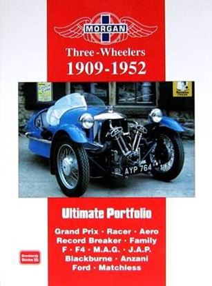 Immagine di MORGAN THREE-WHEELERS 1909-1952 ULTIMATE PORTFOLIO