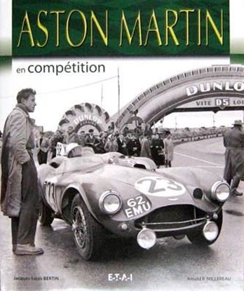 Picture of ASTON MARTIN EN COMPÉTITION
