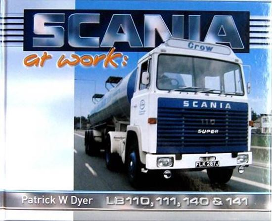 Picture of SCANIA AT WORK: LB110, 111, 140 & 141