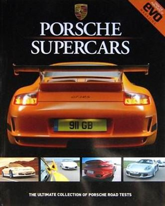 Picture of PORSCHE SUPERCARS: THE ULTIMATE COLLECTION OF PORSCHE ROAD TESTS