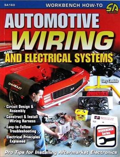 Picture of AUTOMOTIVE WIRING AND ELECTRICAL SYSTEMS