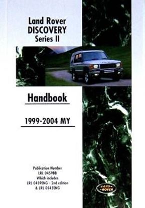 Picture of LAND ROVER DISCOVERY SERIE II HANDBOOK 1999-2004 MY
