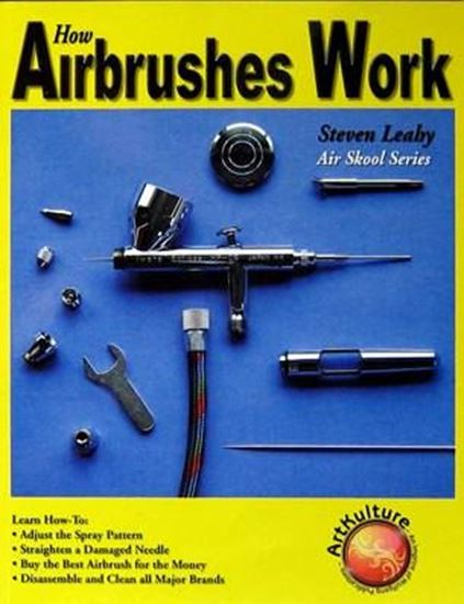 Picture of HOW AIRBRUSHES WORK