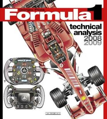 Picture of FORMULA 1 2008-2009 TECHNICAL ANALYSIS