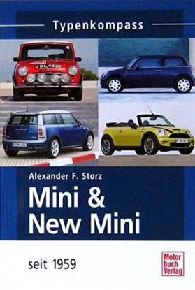 Picture of MINI & NEW MINI SEIT 1959