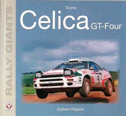 Immagine di TOYOTA CELICA GT-FOUR - RALLY GIANTS