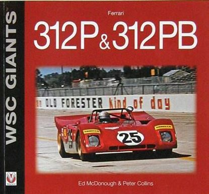 Picture of FERRARI 312P & 312PBP - WSC GIANTS