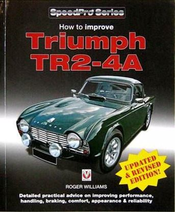 Immagine di HOW TO IMPROVE TRIUMPH TR2-4A