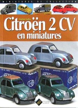 Picture of CITROEN 2 CV EN MINIATURES