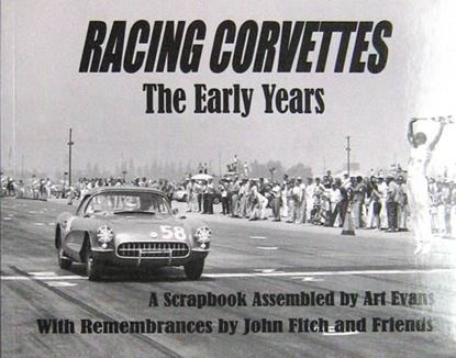 Picture of RACING CORVETTES: THE EARLY YEARS