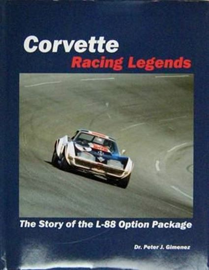 Immagine di CORVETTE RACING LEGENDS THE STORY OF THE L-88 OPTION PACKAGE