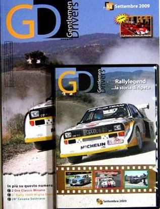 Picture of GD GENTLEMEN DRIVERS N. 52 - SETTEMBRE 2009
