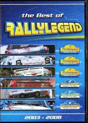 Picture of THE BEST OF RALLYLEGEND 2003-2008 (Dvd)