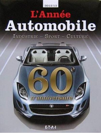 Picture of ANNEE AUTOMOBILE N.60 2012-2013