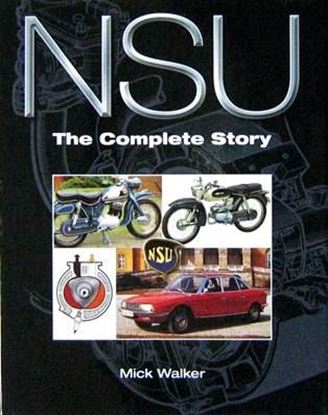 Picture of NSU: THE COMPLETE STORY
