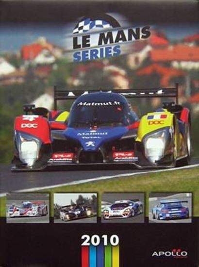 Picture of LE MANSSERIES 2010 TEAM & DRIVERS GT2 CHAMPION