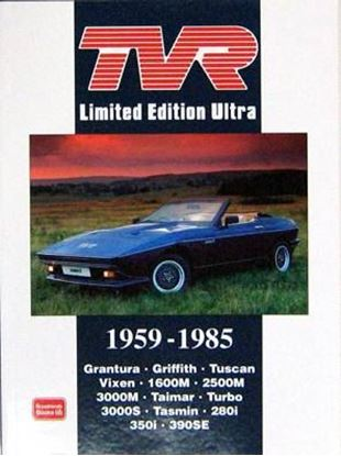 Immagine di TVR LIMITED EDITION ULTRA 1959-1985
