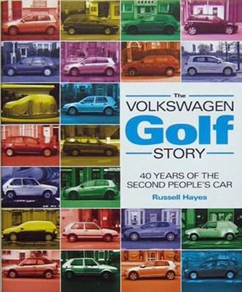 Picture of THE VOLKSWAGEN GOLF STORY
