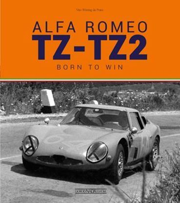 Immagine di ALFA ROMEO TZ-TZ2 Born to win