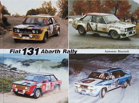 Picture of FIAT 131 ABARTH RALLY