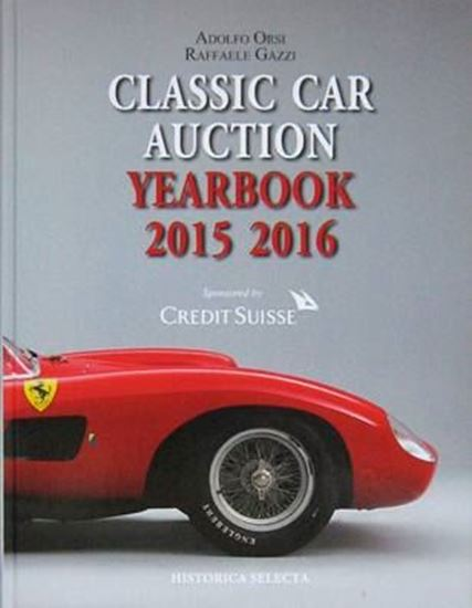 Picture of CLASSIC CAR AUCTION 2015-2016 YEARBOOK