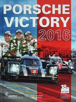 Picture of PORSCHE VICTORY 2016