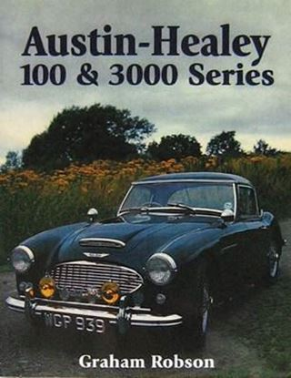 Picture of AUSTIN HEALEY 100 & 3000 SERIES