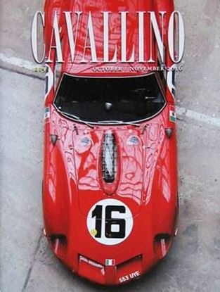 Immagine di CAVALLINO THE JOURNAL OF FERRARI HISTORY N° 215 OCTOBER/NOVEMBER 2016