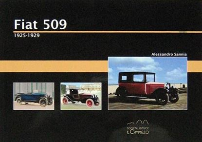 Picture of FIAT 509 1925-1929