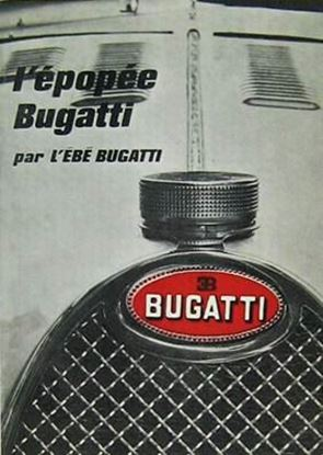 Picture of L'EPOPEE BUGATTI