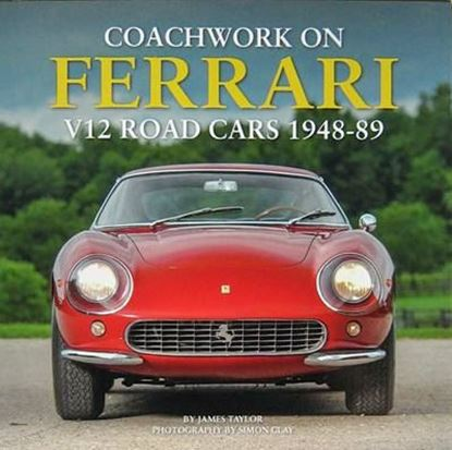 Immagine di COACHWORK ON FERRARI V12 ROAD CARS 1948-89