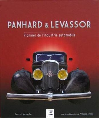 Picture of PANHARD & LEVASSOR PIONNIER DE L'INDUSTRIE AUTOMOBILE