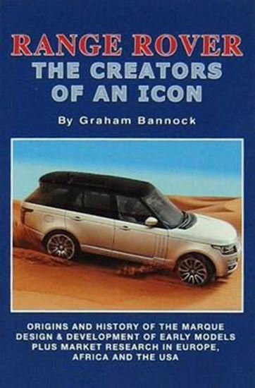 Picture of RANGE ROVER THE CREATORS OF AN ICON