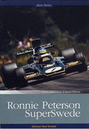 Picture of RONNIE PETERSON SUPERSWEDE