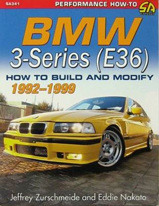 Immagine di BMW 3 SERIES (E36) HOW TO BUILD AND MODIFY 1992-1999