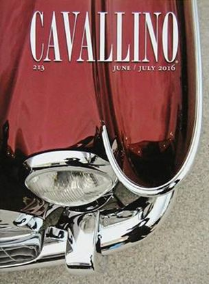 Picture of CAVALLINO THE JOURNAL OF FERRARI HISTORY N° 213 JUNE/JULY 2016