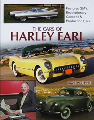 Picture of THE CARS OF HARLEY EARL